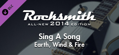 Rocksmith 2014 – Earth, Wind & Fire - Sing A Song