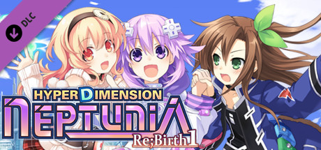 Hyperdimension Neptunia Re;Birth1 Fairy Fencer F Collaboration