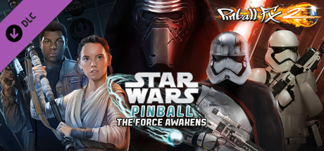 Pinball FX2 - Star Wars Pinball: The Force Awakens Pack