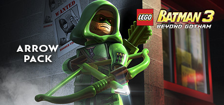 LEGO Batman 3: Beyond Gotham DLC: Arrow