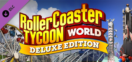 RollerCoaster Tycoon World: Deluxe Edition