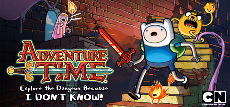 Adventure Time: Explore the Dungeon Because I DON'T KNOW!