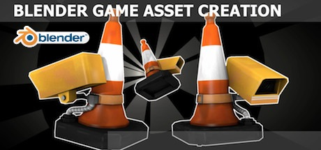 Blender Game Asset Creation