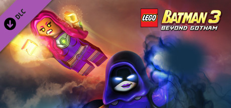 LEGO Batman 3: Beyond Gotham DLC: Heroines and Villainesses Character Pack