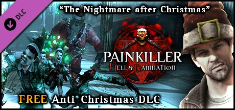 Painkiller Hell & Damnation: Satan Claus DLC
