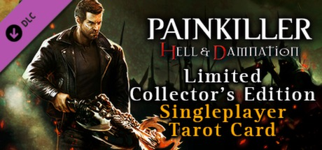 Painkiller Hell & Damnation: Singleplayer Tarot Card Pack
