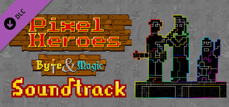 Pixel Heroes: Byte & Magic - Soundtrack