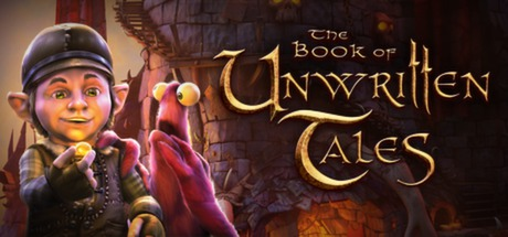 The Book of Unwritten Tales