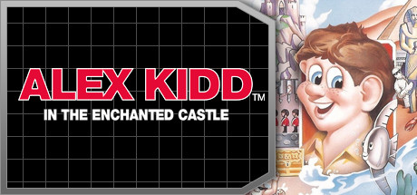 Alex Kidd in the Enchanted Castle