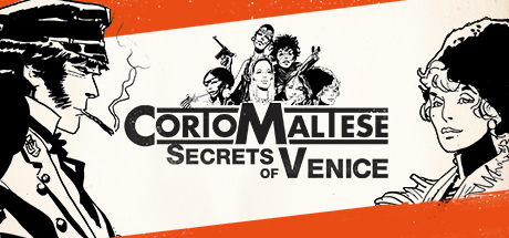 Corto Maltese - Secrets of Venice