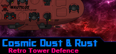 Cosmic Dust & Rust