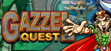Gazzel Quest, The Five Magic Stones
