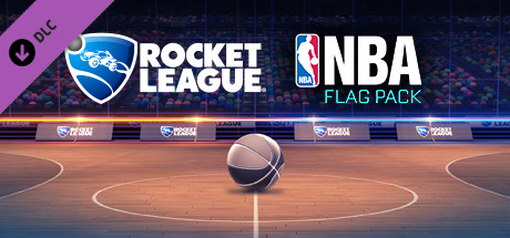 Rocket League - NBA Flag Pack