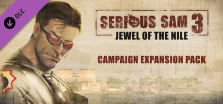 Serious Sam 3: Jewel of the Nile