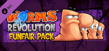 Worms Revolution: Funfair DLC