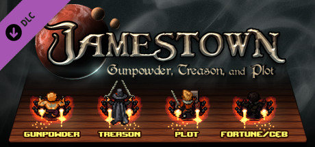 Jamestown: Gunpowder, Treason, & Plot