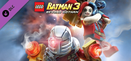 LEGO Batman 3: Beyond Gotham DLC: The Squad