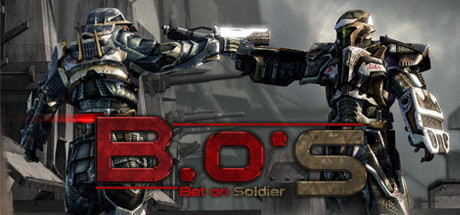 bos bet on soldier crack