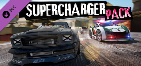 Table Top Racing: Supercharger Pack