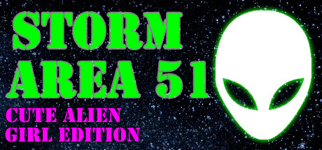 STORM AREA 51 �� CUTE ALIEN GIRL EDITION
