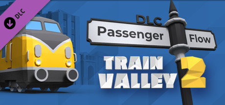 Train Valley 2 - Passenger Flow